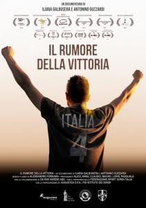 Locandina originale film IL RUMORE DELLA VITTORIA