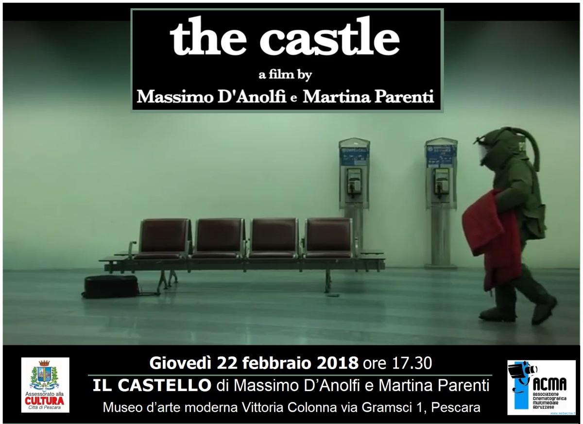 """Proiezione de """"IL CASTELLO"""" di Massimo D'Anolfi e Martina Parenti"""