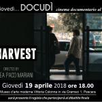 "Banner ""The Harvest - Il raccolto"""