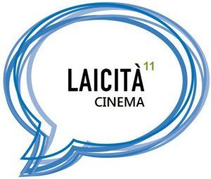 Logo della Rassegna CINEMA per il Festival mediterraneo della laicità. anno 2018. Rassegna a cura dell'associazione ACMA