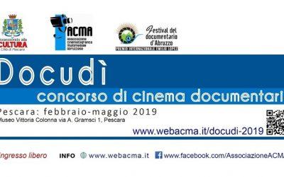 Pescara: concorso di cinema documentario