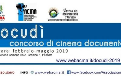 Pescara: concorso di cinema documentario