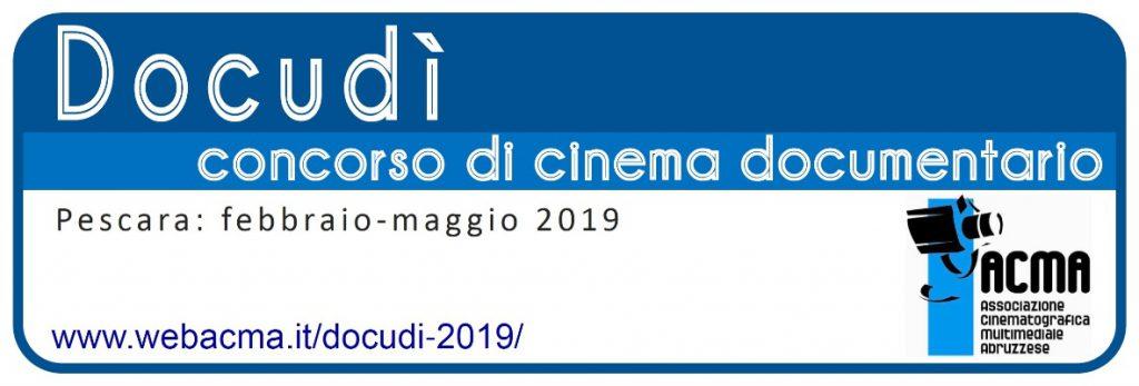 Logo Docudì 2019