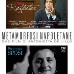 """Film """"Metamorfosi napoletane"""" di Antonietta De Lillo"""