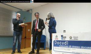 Premiazione #Docudì2019