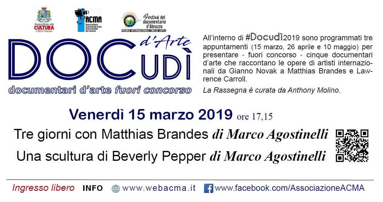 Hashtag abruzzodocfestival su Camperfree Banner-Docudì-Arte-15-marzo-2019