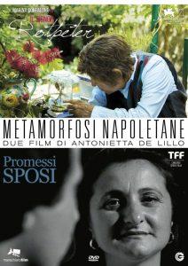 Locandina METAMORFOSI NAPOLETANE di Antonietta De Lillo