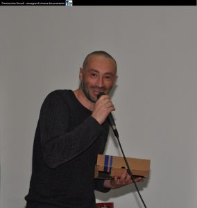 Luca Magi vincitore #Docudì2019
