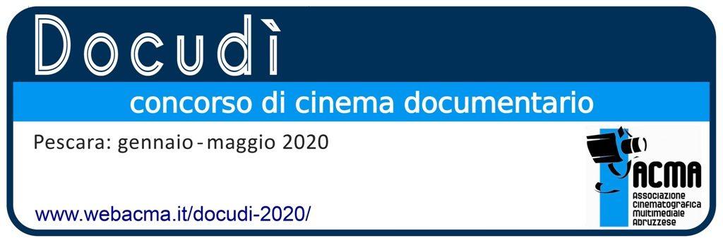 Logo concorso Docudì 2020