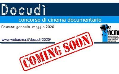 coming soon… Docudì – concorso di cinema documentario