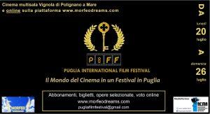 Banner PiFF-Puglia international Film Fest